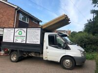 TIPPER SERVICES WASTE RUBBISH CLEARANCE REMOVAL