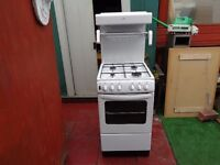 NEW WORLD HIGH LEVEL GRILL GAS COOKER 50 CM LIKE NEW