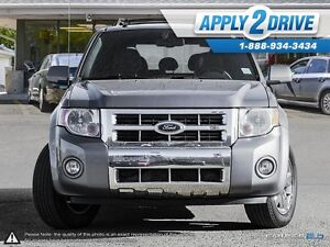 2008 Ford Escape Limited Loaded Leather Sunroof 4wd and more! Edmonton Edmonton Area image 2