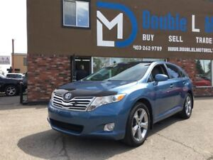 2011 Toyota Venza Leather/Sunroof