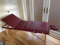 Professional massage therapy bed (Royal Massage)