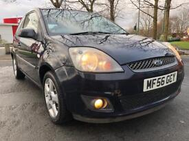 2006 FORD FIESTA 1.2L FREEDOM 12 MONTH MOT LOW TAX LOW INSURANCE DRIVES EXCELLENT