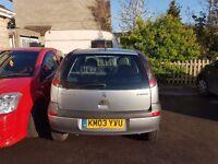 Vauxhall corsa 1.0ltr