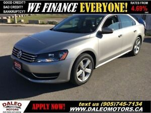2013 Volkswagen Passat 2.5L Comfortline | NAV | HEATED LEATHER S