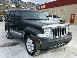2010 Jeep Liberty Limited Leather Heated Seats Sunroof *Canmore