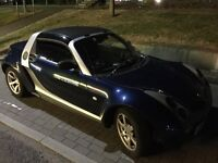 Smart roadster 0.7 petrol convertible