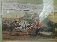 """""""Achilles at the gates of Troy """" by Franz von Matsch"""