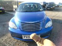 CHRYSLER PT CRUISER 2.2 CRD Touring 5dr GOOD LONG MOT. A BLAST FROM THE PAST. (blue) 2007