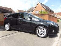 2013 - Ford Focus 1.0 ECOBOOST (125 bhp) Zetec **Low mileage and 3 years warranty remaining****