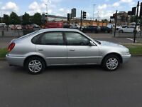 TOYOTA COROLLA 1.6 AUTOMATIC FULL SERVICE HISTORY 1 OWNER ready to drive away, no faults! low miles