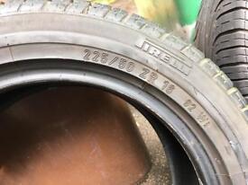 Pirelli 2 tyres 16 inch