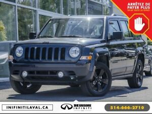 2015 Jeep Patriot Altitude LTD 4X4 CVT Cruise MP3/AuX/CD MAGS