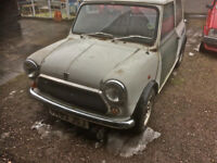 Austin Rover Mini Project
