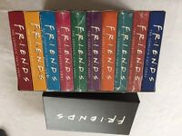 Friends complete seasons 1-10 dvds