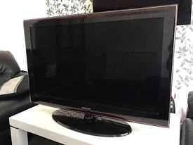 "Samsung 40"" LCD FullHD 1080p USB Immaculate condition"