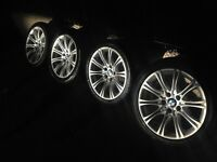 BMW 520D M-Sport Alloys