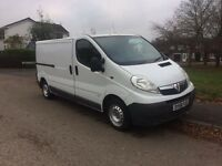LWB VIVARO WITH NEW CAMELT AND FULL SERVICE HISTORY SIMILAR TO RENAULT TRAFIC OR NISSAN PRIMASTAR