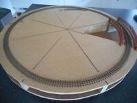 model railway base board
