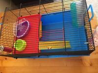 Hámster cage