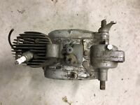 SACHS 50cc engine including carburetor