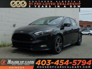 2015 Ford Focus ST w/ Backup Camera, Heated Seats, TURBO