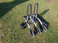 Thule 3 bike rack for toe ball fitment to vehicle.