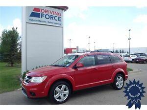 2012 Dodge Journey SXT Front Wheel Drive 5 Passenger, 94,035 KMs