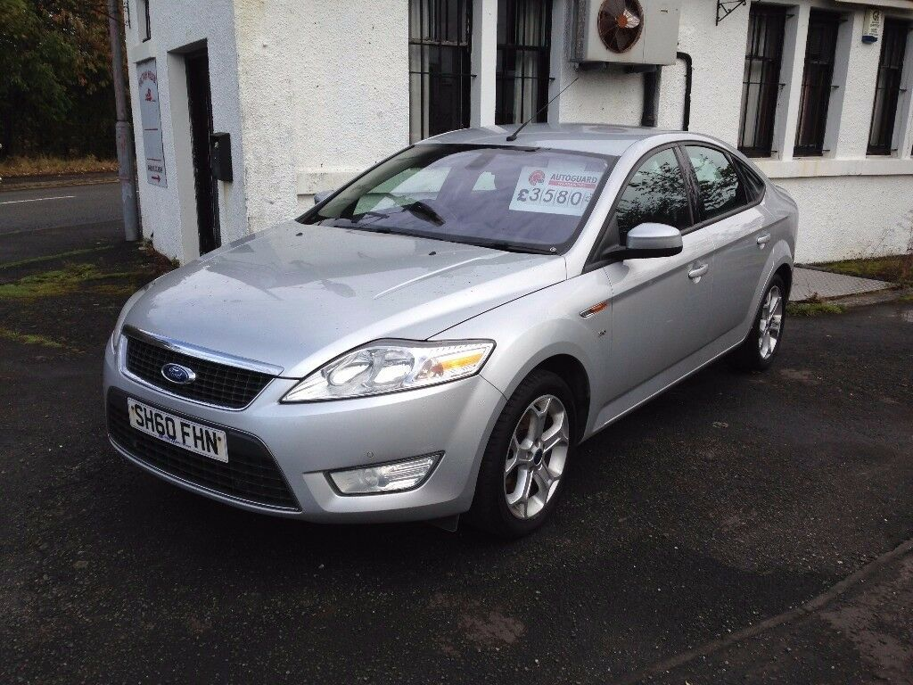 **** 2011 FORD MONDEO 2.0 SPORT ****