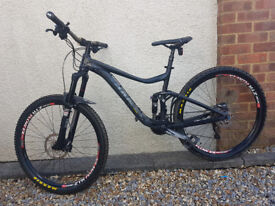 2014 Giant Trance 2 27.5. Excellent condition with load of upgrades