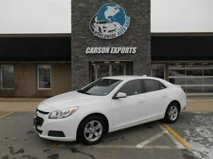 2016 Chevrolet Malibu LT! ONLY 56K! FINANCING AVAILABLE!