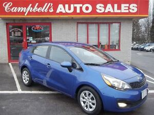 2013 Kia Rio LX GDI!! HEATED SEATS!! CRUISE!! BLUETOOTH!! PW PL