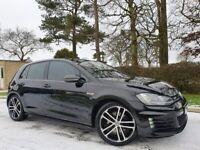 2016 Volkswagen Golf 2.0 TDI GTD 5dr SAT NAV, SMART KEY, FOLDING MIRRORS! HEATED SEATS! FULL S/H
