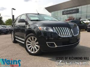 2013 Lincoln MKX LEATHER/ROOF/NAV