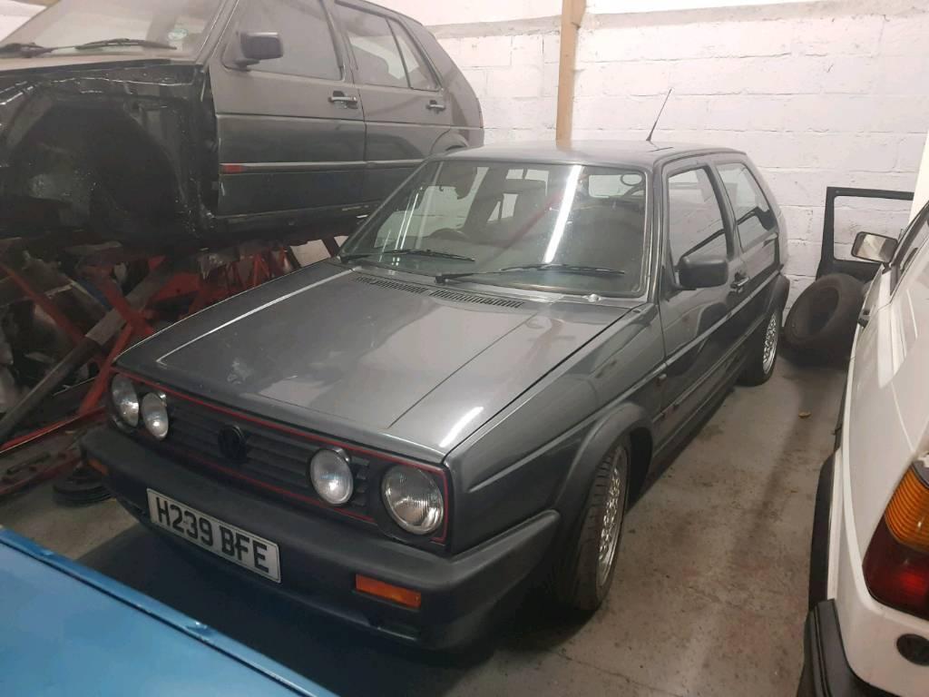 Vw golf mk2 car or parts | in Sheringham, Norfolk | Gumtree