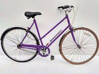 vintage ladies Dawes Civic town bicycle