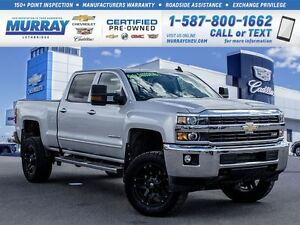 2016 Chevrolet SILVERADO 2500HD **Only 24,000 kms!  Trailering P