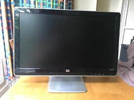 Hp-2159v computer monitor 21.5 inches