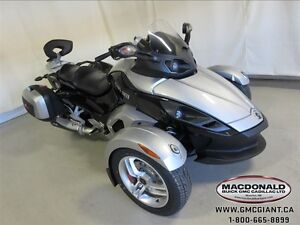 2009 Can-Am Spyder RS -