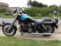 Triumph Speedmaster Please no time wasters and no silly offers