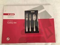 Judge Dubarry 44 Piece Cutlery Set