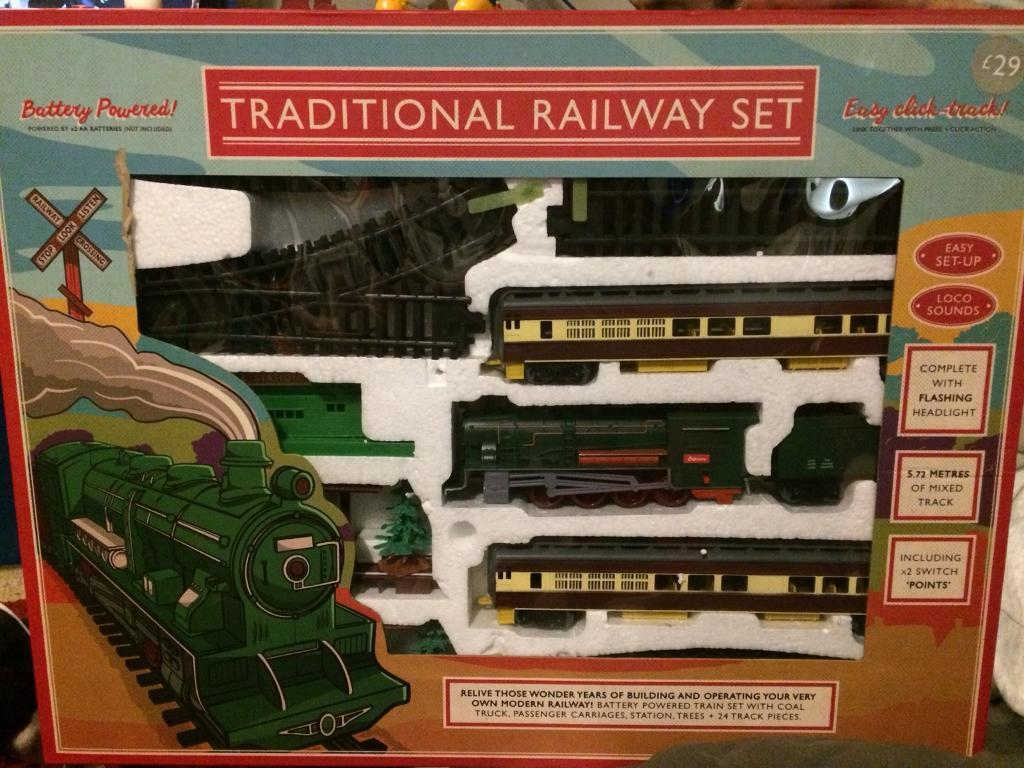 Traditional Railway Set In Exeter Devon Gumtree