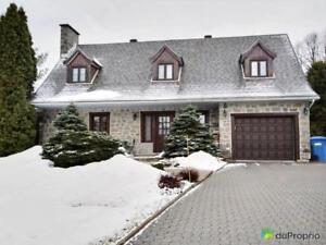 575 000$ - Maison 2 étages à vendre à St-Mathieu-De-Beloeil