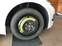 Mazda MX5 NC/Mark 3 Space Saver Wheel