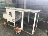 Chicken coop (coup)