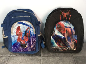 Two kids small school rucksack, take both for only £10,immaculate No time wasters please