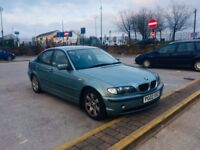 2003 BMW 320D (150bhp) Long MOT