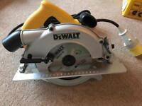 BRAND NEW Dewalt circular saw D23550-LX