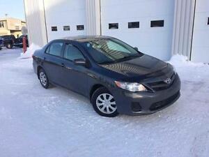 2012 Toyota Corolla CLIMATISEUR