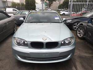 2007 BMW 1 Hatchback Coolaroo Hume Area Preview