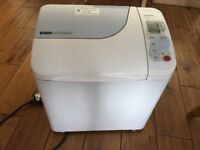 Panasonic SD253 breadmaker non working for spares or repairs